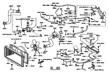 Post Thumb on 1992 Lexus Ls400 Engine Diagram