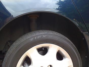 Rear Ride Height Problem - 90 - 00 Lexus LS400 - Lexus