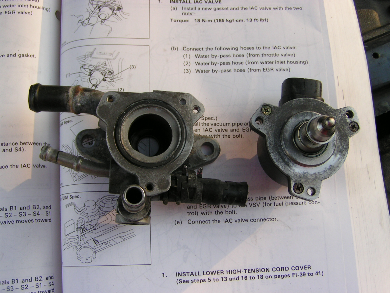 Diagram And Labels Of 3800 Supercharged Motor Gm Forum Buick