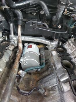 Changing Knock Sensor 00 Ls 400 90 00 Lexus Ls400