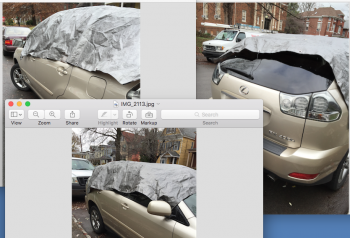 Water Leak Into Passenger Side Floor - 04 - 09 Lexus RX330