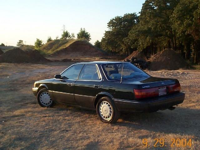 ArmyofOne's 1990 Lexus ES250: AKA Lexy