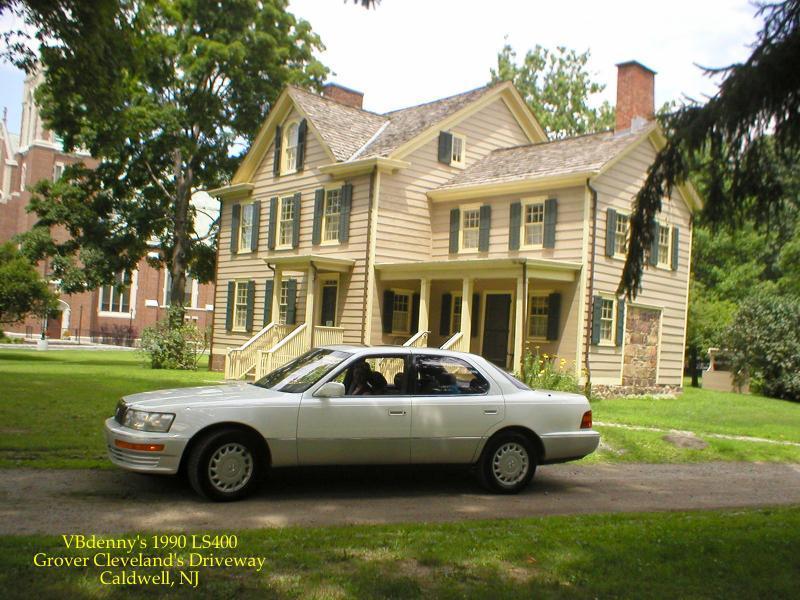 Historical Lexus