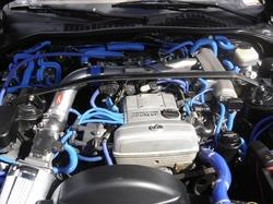 Cleaned Engine