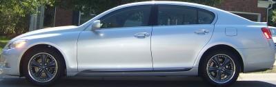 Vixen (2006 GS300 w/Foose Nitrous Grays)