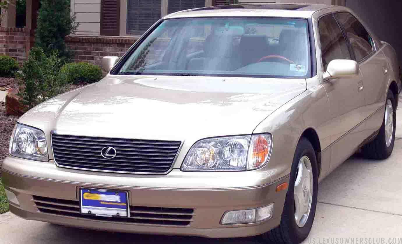 1999 LS400