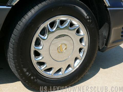 Gold Package Wheels