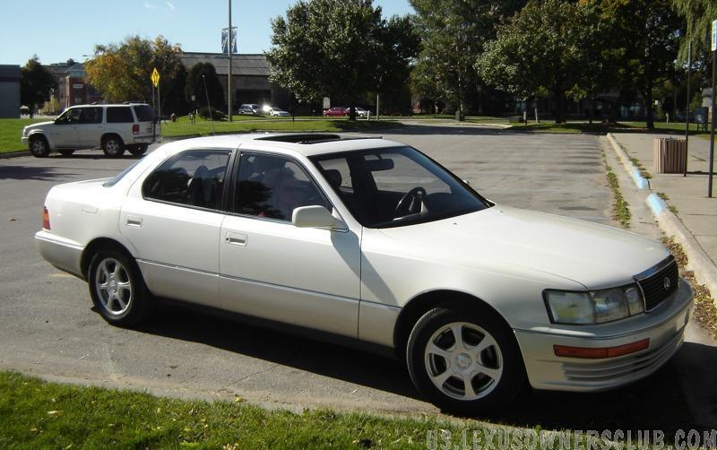 1990 LS400