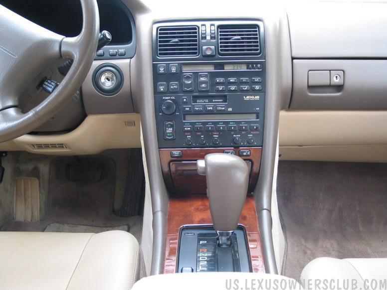 Lexus LS400 1993