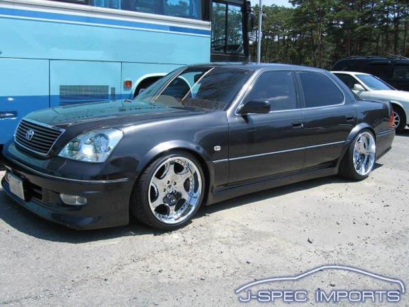 JDM VIP LS400-430 complete conversion
