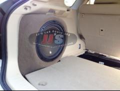 2014 Lexus RX350 custom subwoofer