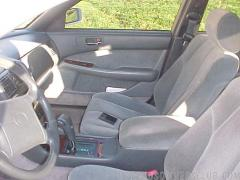 1990 LS400 cloth interior - front seats