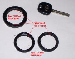 Type T Oil Seals