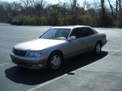 Lexus cars I have owned
