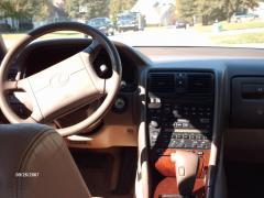 92 LS interior