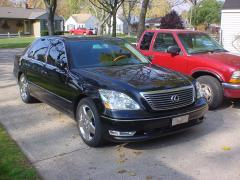 2005 LS 430 with limo tint