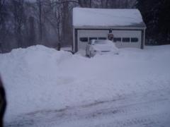 Lexus in Winter 2
