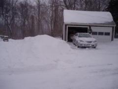 Lexus in Winter 5