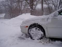 Lexus in Winter 6