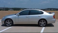"""My GS300 sporting new 18"""" wheels and tires"""