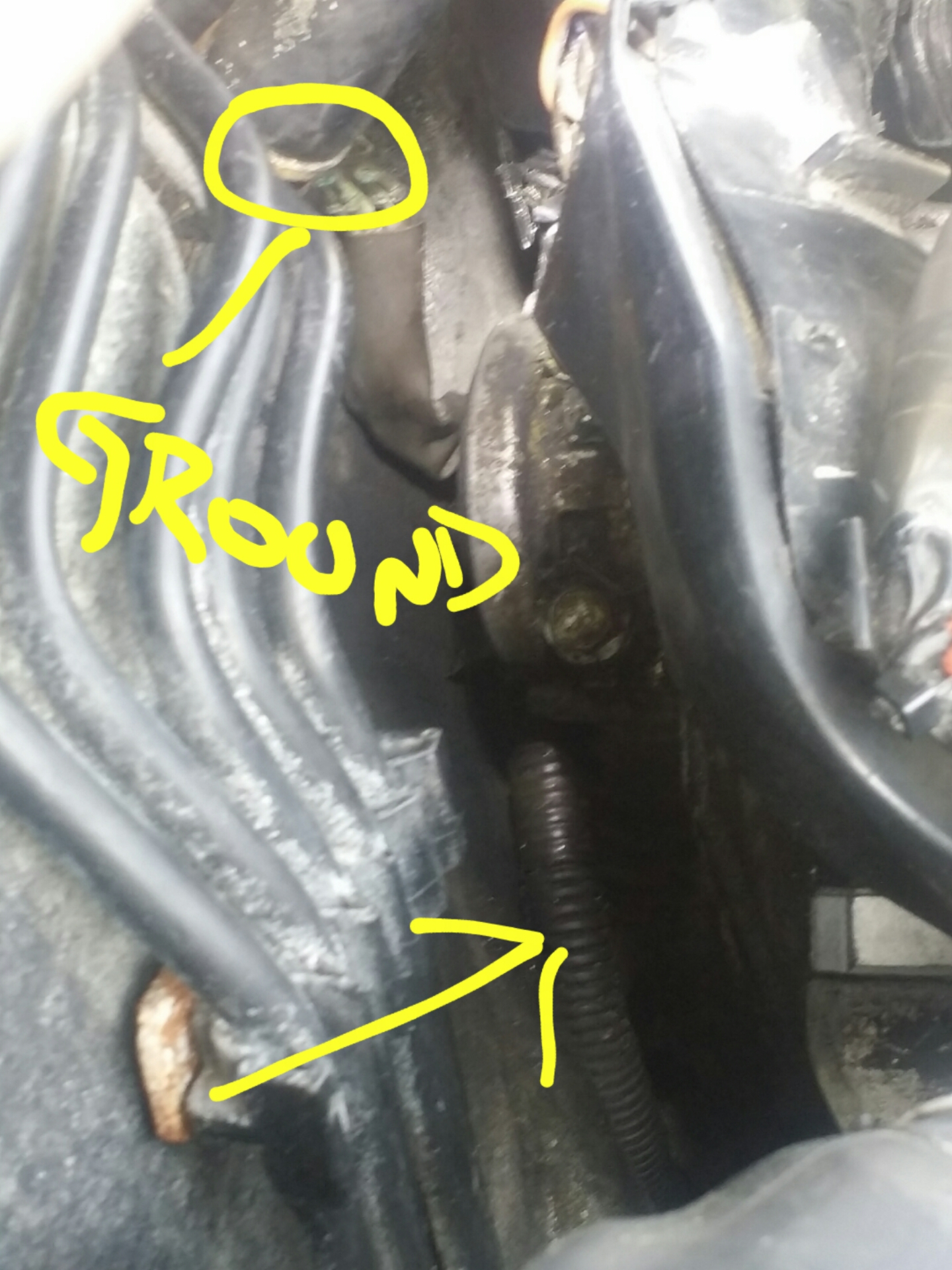 Please Tell Me Where This Ground Wire Goes 90 00 Lexus Ls400 Urgently Needed Wiring Diagrams Club Forums 2016 03 164152