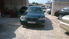 My 1998 LS 400
