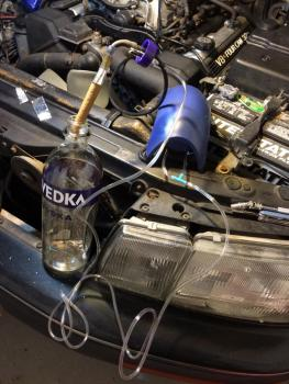 Ls400 Idle Loops Up And Down From 1100rpm To 1600rpm Every 3