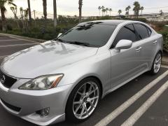 """VMR 804 Staggered 19"""" Wheels for 2007 Lexus IS350"""
