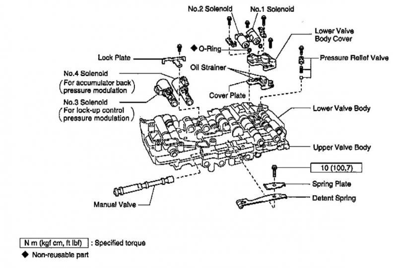 transmission problem 90 00 lexus ls400 lexus owners club of rh us lexusownersclub com 2000 lexus rx300 transmission diagram Lexus Transmission Oil Change