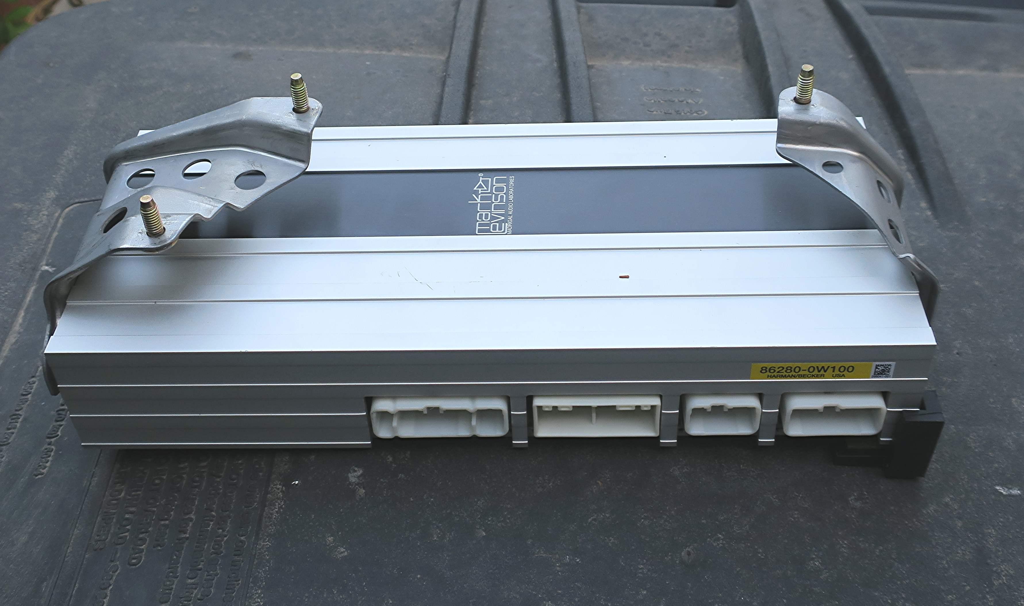 04 Es-330 No Radio/cd Audio, Nav Audio Ok - 92 - 06 Lexus ES250/300
