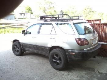 Lifted Rx300 With Big Tires - 99 - 03 Lexus RX300 - Lexus