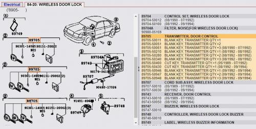 1990-1994 LS400 Wireless Door Lock.jpg